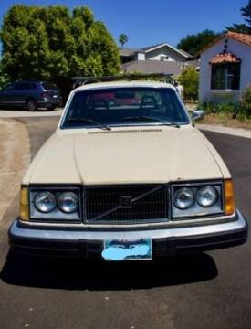 1978 Volvo 244 for sale at Classic Car Deals in Cadillac MI