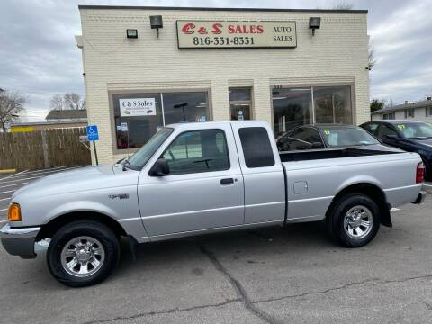 2003 Ford Ranger for sale at C & S SALES in Belton MO