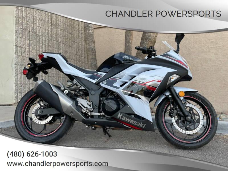 2014 Kawasaki Ninja 300 for sale at Chandler Powersports in Chandler AZ
