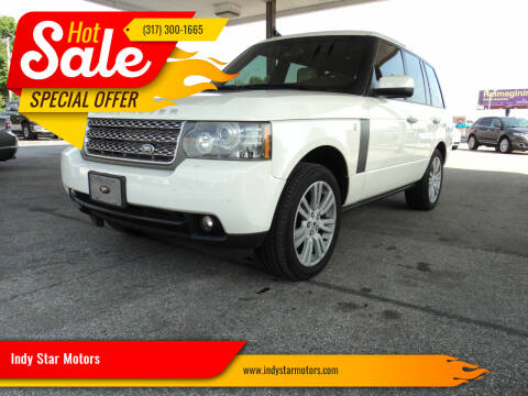 2010 Land Rover Range Rover for sale at Indy Star Motors in Indianapolis IN