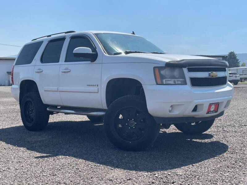 2007 Chevrolet Tahoe for sale at The Other Guys Auto Sales in Island City OR
