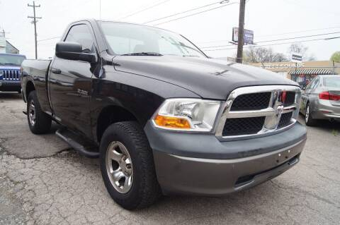 2009 Dodge Ram Pickup 1500 for sale at Green Ride Inc in Nashville TN
