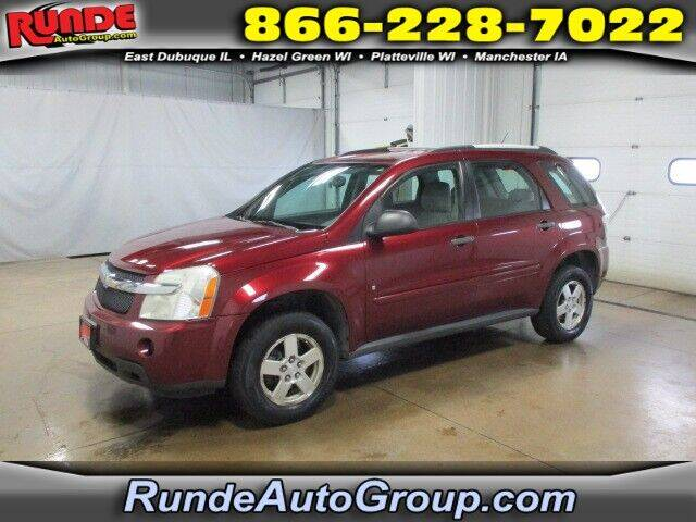 2009 Chevrolet Equinox for sale at Runde Chevrolet in East Dubuque IL