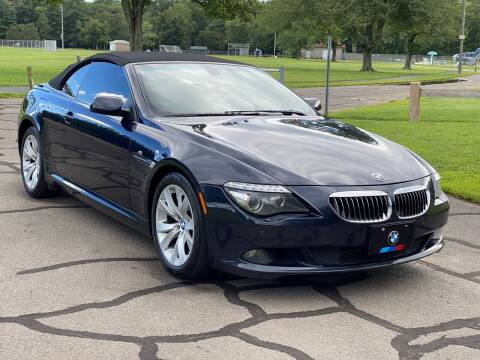 2009 BMW 6 Series for sale at Choice Motor Car in Plainville CT