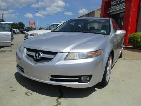 2008 Acura TL for sale at Premium Auto Collection in Chesapeake VA