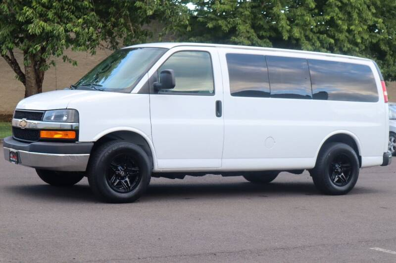 2014 Chevrolet Express Passenger for sale at Beaverton Auto Wholesale LLC in Aloha OR