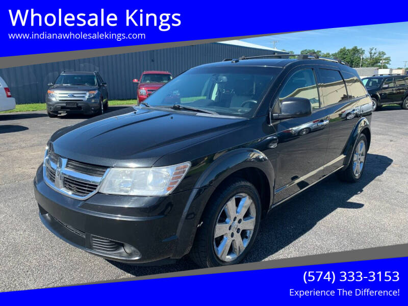 2009 Dodge Journey for sale at Wholesale Kings in Elkhart IN