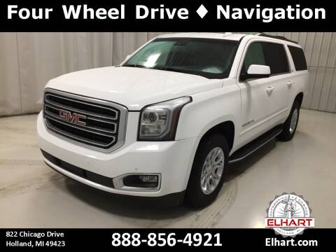 2018 GMC Yukon XL for sale at Elhart Automotive Campus in Holland MI