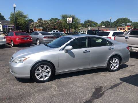 2007 Lexus ES 350 for sale at BWK of Columbia in Columbia SC