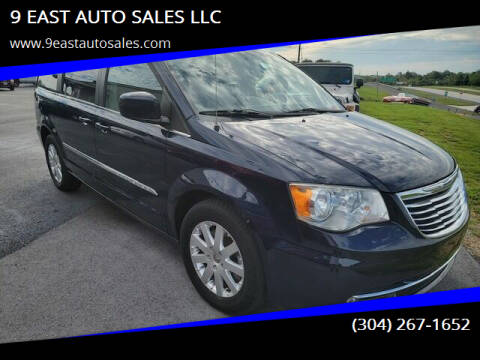 2014 Chrysler Town and Country for sale at 9 EAST AUTO SALES LLC in Martinsburg WV