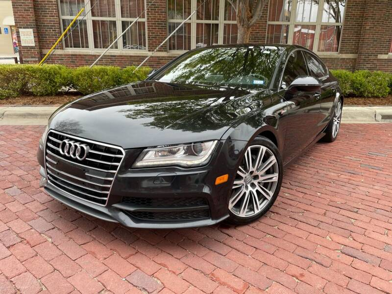 2014 Audi A7 for sale at Euroasian Auto Inc in Wichita KS