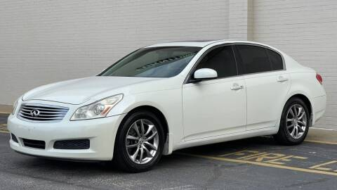 2008 Infiniti G35 for sale at Carland Auto Sales INC. in Portsmouth VA