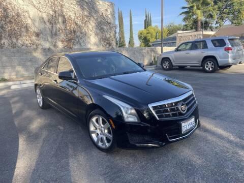 2014 Cadillac ATS for sale at AutoHaus Loma Linda in Loma Linda CA