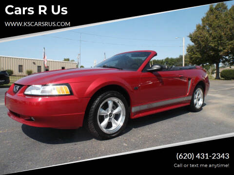 2000 Ford Mustang for sale at Cars R Us in Chanute KS