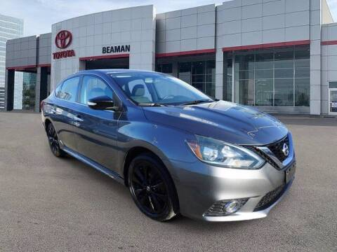 2017 Nissan Sentra for sale at BEAMAN TOYOTA in Nashville TN