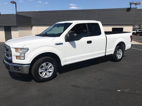 2015 Ford F-150 for sale at Arrowhead Auto Sales in Phoenix AZ
