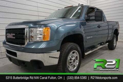 2012 GMC Sierra 2500HD for sale at Route 21 Auto Sales in Canal Fulton OH
