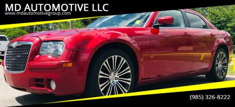 2010 Chrysler 300 for sale at MD AUTOMOTIVE LLC in Slidell LA
