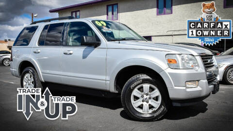 2009 Ford Explorer for sale at Rahimi Automotive Group in Yuma AZ