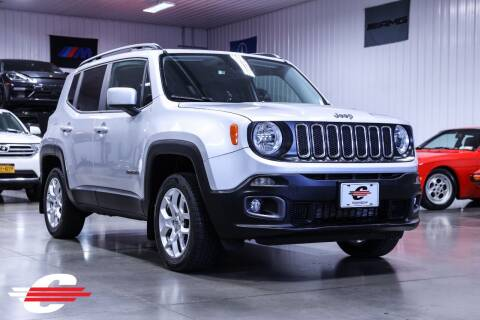 2017 Jeep Renegade for sale at Cantech Automotive in North Syracuse NY