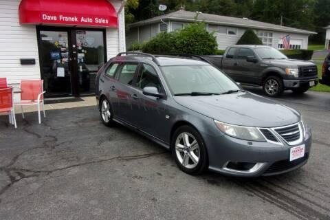 2008 Saab 9-3 for sale at Dave Franek Automotive in Wantage NJ