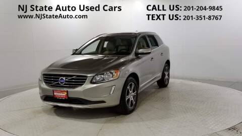 2015 Volvo XC60 for sale at NJ State Auto Auction in Jersey City NJ