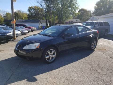 2008 Pontiac G6 for sale at Bakers Car Corral in Sedalia MO