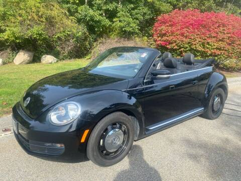 2014 Volkswagen Beetle Convertible for sale at Padula Auto Sales in Braintree MA