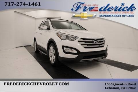 2013 Hyundai Santa Fe Sport for sale at Lancaster Pre-Owned in Lancaster PA
