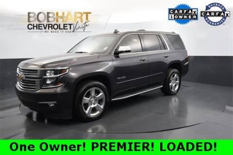 2018 Chevrolet Tahoe for sale at BOB HART CHEVROLET in Vinita OK