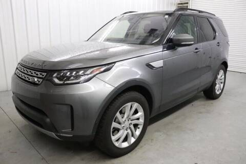 2017 Land Rover Discovery for sale at JOE BULLARD USED CARS in Mobile AL