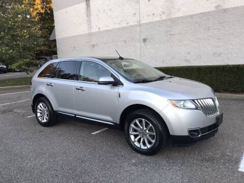 2013 Lincoln MKX for sale at Select Auto in Smithtown NY