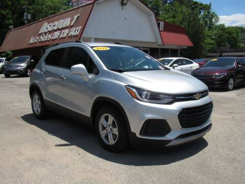 2019 Chevrolet Trax for sale at Discount Auto Sales in Pell City AL