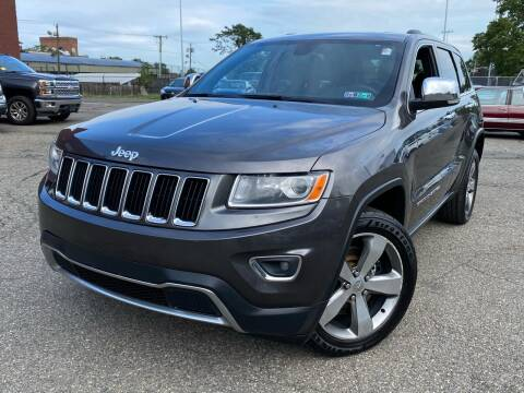 2014 Jeep Grand Cherokee for sale at JMAC IMPORT AND EXPORT STORAGE WAREHOUSE in Bloomfield NJ