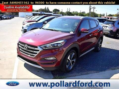 2017 Hyundai Tucson for sale at South Plains Autoplex by RANDY BUCHANAN in Lubbock TX