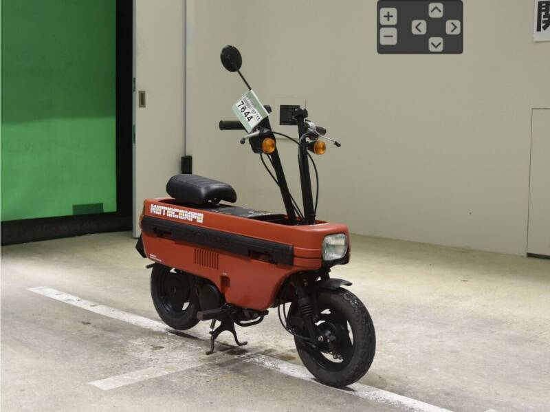 1981 Honda MOTOCOMPO STOLEN!!! for sale at JDM Car & Motorcycle LLC in Seattle WA