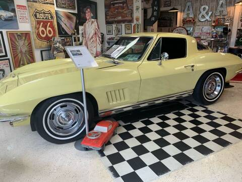 1967 Chevrolet Corvette for sale at A & A Classic Cars in Pinellas Park FL