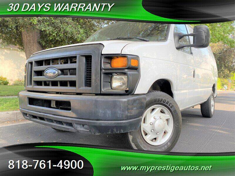 2012 Ford E-Series Cargo for sale at Prestige Auto Sports Inc in North Hollywood CA