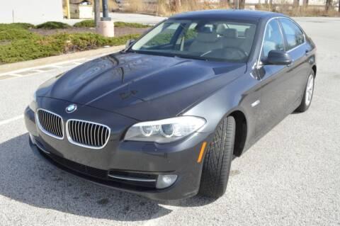 2013 BMW 5 Series for sale at TKP Auto Sales in Eastlake OH