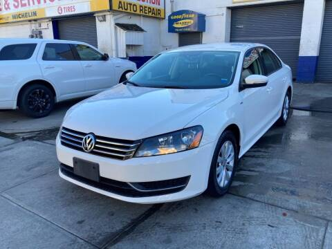 2014 Volkswagen Passat for sale at US Auto Network in Staten Island NY