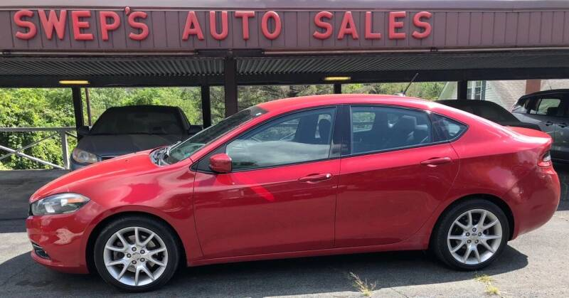 2013 Dodge Dart for sale at Swep's Auto Sales in Factoryville PA