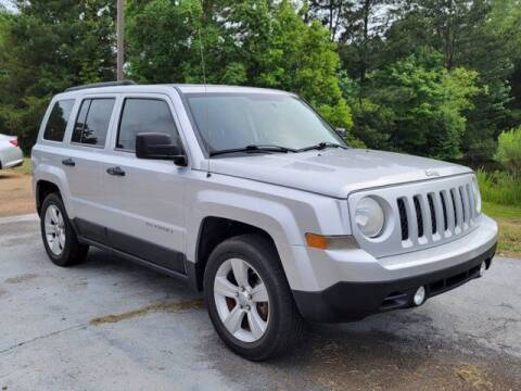 2011 Jeep Patriot for sale at Southeast Autoplex in Pearl MS