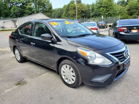 2016 Nissan Versa for sale at Import Plus Auto Sales in Norcross GA