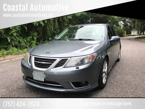 2008 Saab 9-3 for sale at Coastal Automotive in Virginia Beach VA