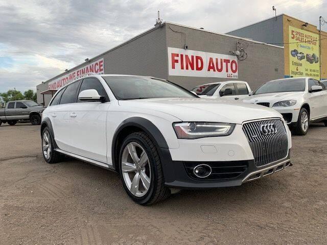 2013 Audi Allroad for sale in Murray, UT