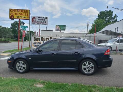 2006 Saab 9-3 for sale at Cherokee Auto Sales in Knoxville TN