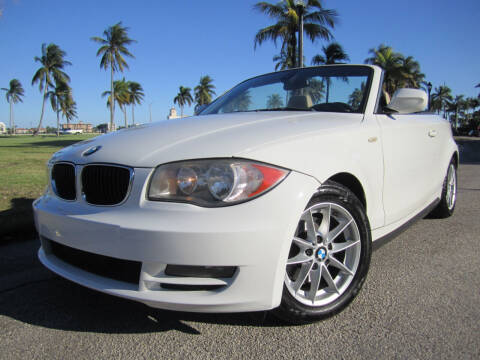 2010 BMW 1 Series for sale at FLORIDACARSTOGO in West Palm Beach FL
