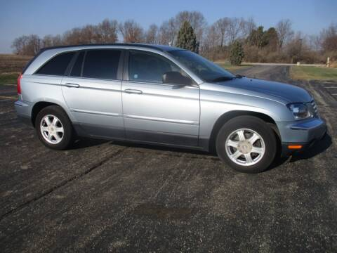 2006 Chrysler Pacifica for sale at Crossroads Used Cars Inc. in Tremont IL