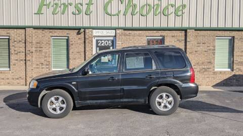 2005 Mazda Tribute for sale at First Choice Auto in Greenville SC