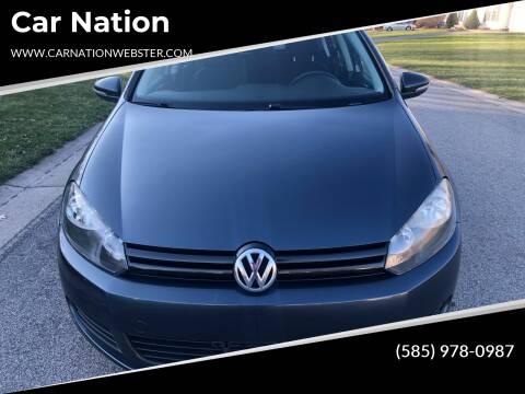 2011 Volkswagen Golf for sale at Car Nation in Webster NY